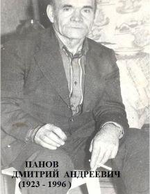 Панов Дмитрий Андреевич