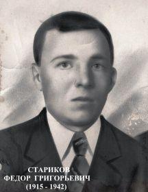 Стариков Фёдор Григорьевич