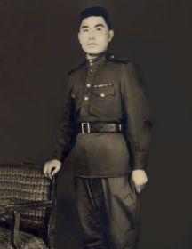 Айдарханов Ещан