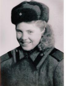 Сабурова Ольга Васильевна