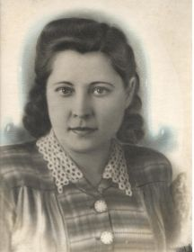 Бойко (Возжаева) Евдокия Матвеевна
