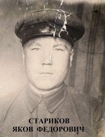 Стариков Яков Фёдорович