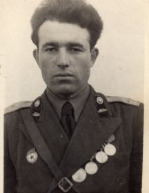 Салтанов Николай Никандрович