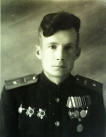 Метлин Алексей Алексеевич