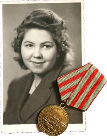 Данилина Раиса Николаевна