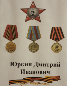Юркин Дмитрий Иванович