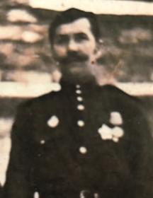 Ефентьев Петр Михайлович