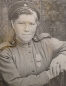Колосвова Анастасия Ивановна
