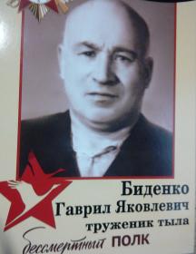 Биденко Гаврил Яковлевич