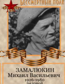 Замалюкин Михаил Васильевич