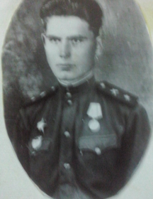 Попов Федор Афанасьевич