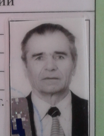 Барсуков Федор Алексеевич