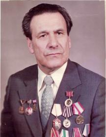 Федулеев Михаил Георгиевич