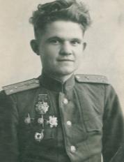 Печкуров Михаил Яковлевич
