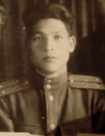 Кульметов Ишанкул Кульметович