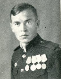 Мокрушин Петр Яковлевич
