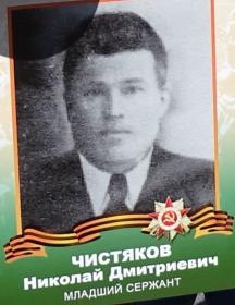 Чистяков Николай Дмитриевич