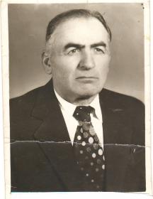 Гаспарян Азарапет Ервандович