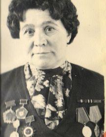 Усова Мария Иннокентьевна