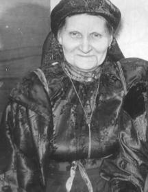 Филиппова Александра Ивановна