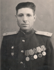 Золотарев Петр Егорович