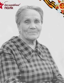 Гужова(Иванова) Клавдия Федоровна