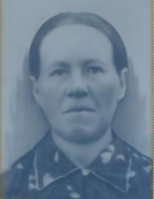 Голубева(Гордеева) Мария Федоровна