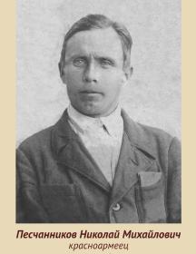 Песчанников Николай Михайлович