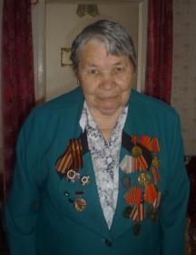 Бакланова (Зеленова) Роза Петровна