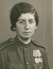 Хачатурян Мария Бахшиевна