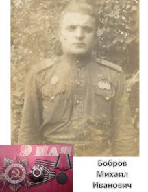 Бобров Михаил Иванович