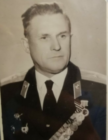 Павлов Василий Михайлович