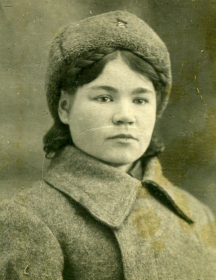 Чуняева Клавдия Алексеевна