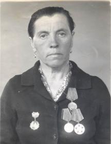 Гусева Русакова Елизавета Степановна