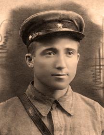 Гаврилов Егор Васильевич