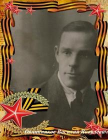 Овчинников Василий Яковлевич