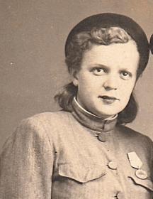 Мережко (Синицына) Валентина Андреевна