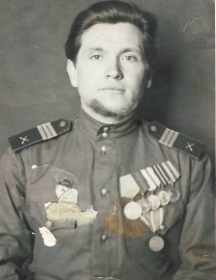 Жаворонков Алексей Петрович