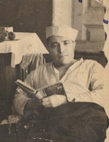 Комаров Александр Михайлович