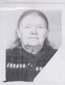 Сазонова Нина Потаповна
