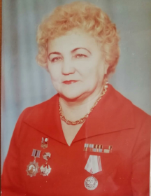 Зыкина Надежда Васильевна
