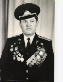 Гащенко Сергей Игнатьевич