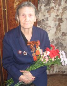 Шадрина Мария Степановна