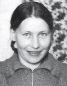 Советная Мария Мефодьевна
