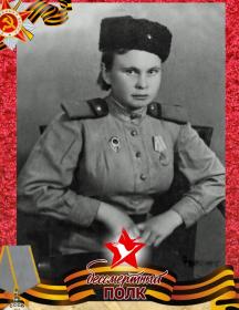 Галкина Анна Алексеевна