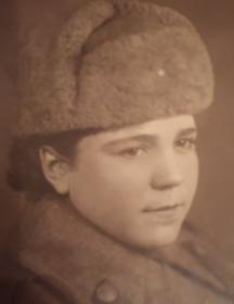 Меркулова Анна Степановна