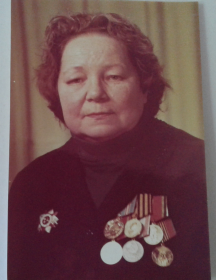 Сотскова Надежда Георгиевна