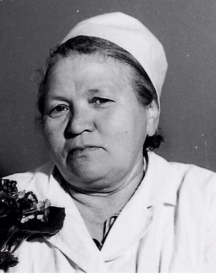 Краснобородко Анастасия Афанасьевна
