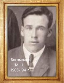 Богомолов Михаил Николаевич