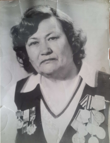 Лалетина Вера Фёдоровна
